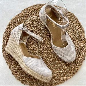 Paseart Espadrille Wedge Sandals